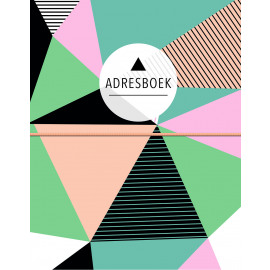 Adresboek Triangles / Paperstore