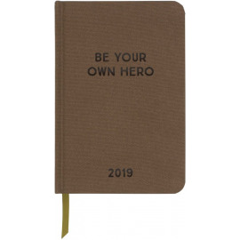 Agenda 2019 - Be you own hero
