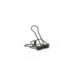 Binder clip zwart - 19 mm