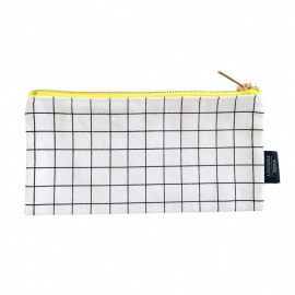 Canvas bag  - grid Studio Stationery