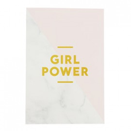 Girl Power notebook Timi