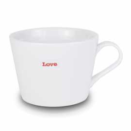 Koffie/theemok 'love' - small