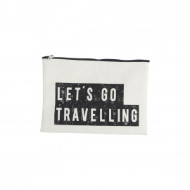 Make-up pouch - travelling