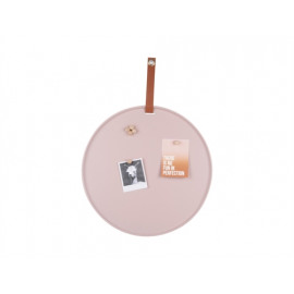 Memo board Perky Light pink