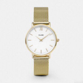 Minuit mesh Gold / White