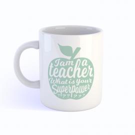 Mok I am teacher / mint
