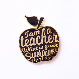 Pin I am a teacher