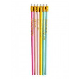 Super awesome pencil set