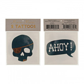Skull & ahoy tattoos