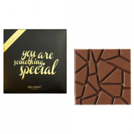 Chocolade You are something special - black