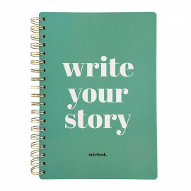Notebook Write your story