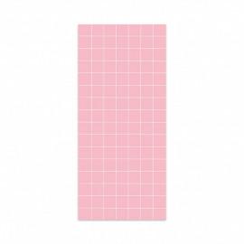 Sticky noteblock pink grid