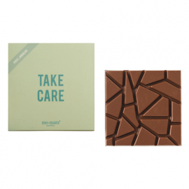 Chocolade Take care - green