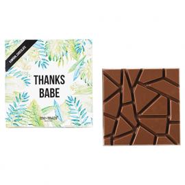 Chocolade Thanks babe