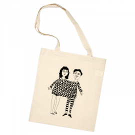 Totebag Happy together