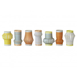 Weave lanterns - set van 7