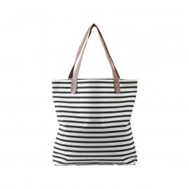 Shopping bag Stripes / House Doctor