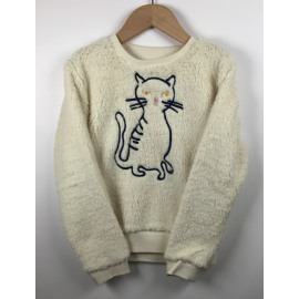 F2/AO/SWEATER POES TEDDY