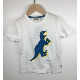 PaulSmith-T-Shirt Print (DINO)