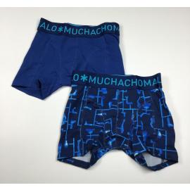Muchacho-Boxer Print (2-PACK)
