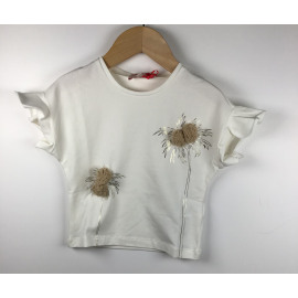 Lili-T-Shirt Print (PONPON)
