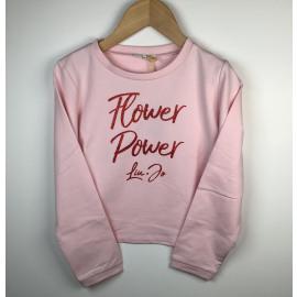 LiuJo-Sweater Print (FLOWER POWER)