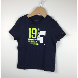 Tommy-T-Shirt  (Fluo)