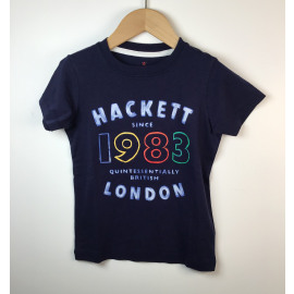 Hackett-T-Shirt Print (LOGO)