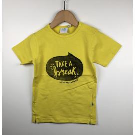 Feetje-T-Shirt Print (TAKE A BREAK)