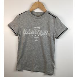 Napapijri-T-Shirt Uni (LOGO)