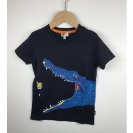 PaulSmith-T-Shirt Print (KROKODIL)