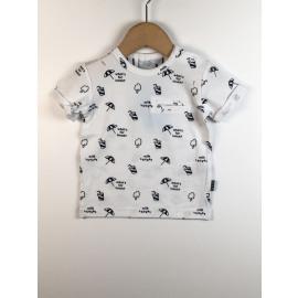 Feetje-T-Shirt Print (ALLOVER IJSJE)