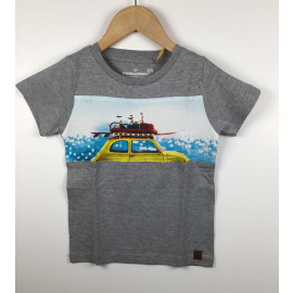 StonesBones-T-Shirt Print (KEVER SURF)