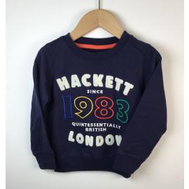 Hackett-Sweater Uni (MULTI LOGO)