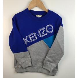 Kenzo-Sweater Print (COLORBLOCK)