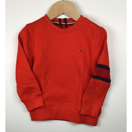 Tommy-Sweater Print (BAND MOUW)
