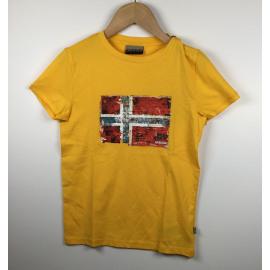Napapijri-T-Shirt Uni (VLAG)