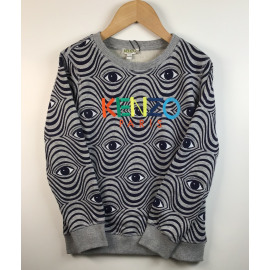Kenzo-Sweater Print (ALLOVER OOG)
