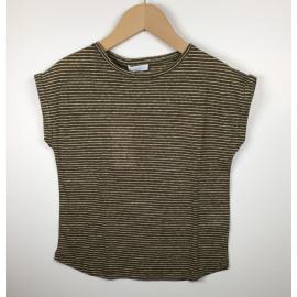 ByBar-T-Shirt Gestreept
