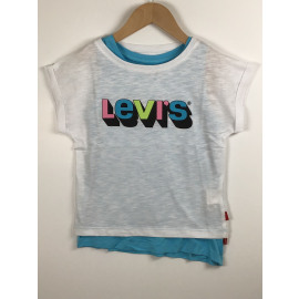 Levis-T-Shirt  (MULTI LOGO)