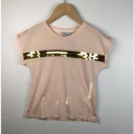 Brian-T-Shirt Fantasie (BIES GOUD)