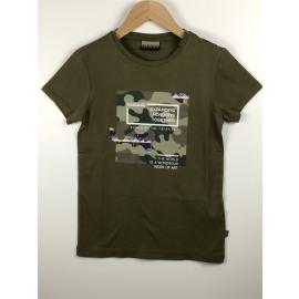 Napapijri-T-Shirt Uni (VAK ARMY)