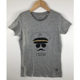 Pers.Proj.-T-Shirt Print (CAPTAIN)