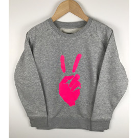 Pers.Proj.-Sweater Print (FINGERS)
