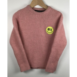 F2/SVNTY/PULL TRICOT ROZE