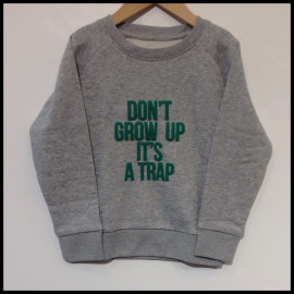 Pers.Proj.-Sweater Print (DONT GROW)