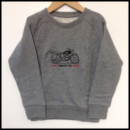 Pers.Proj.-Sweater Print (RIDE)