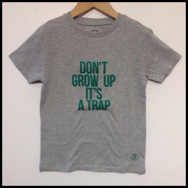 Pers.Proj.-T-Shirt Print (DONT GROW)