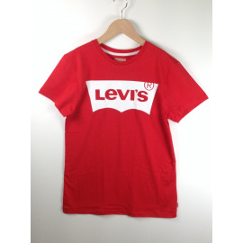 F1/LEVIS/T.SHIRT WING ROOD/WIT