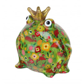 MONEYBANK KING FROG FREDDY